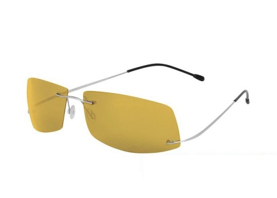 Солнцезащитные очки AUTOENJOY PROFI L02.2 Jaguar3 WOW янтарные