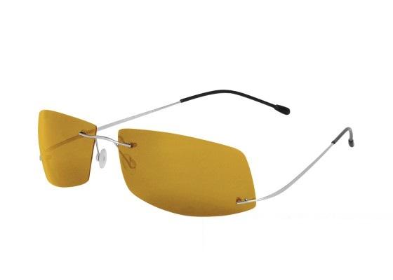 Солнцезащитные очки AUTOENJOY PROFI L02.2 Jaguar2 WOW янтарные