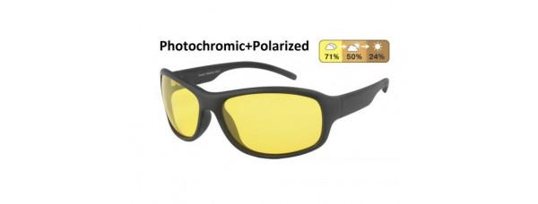 Универсальные очки AUTOENJOY PROFI-PHOTOCHROMIC PF02 Y жёлтые