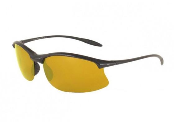 Солнцезащитные очки для рыбалки AUTOENJOY PROFI S01BM Jaguar3 янтарные