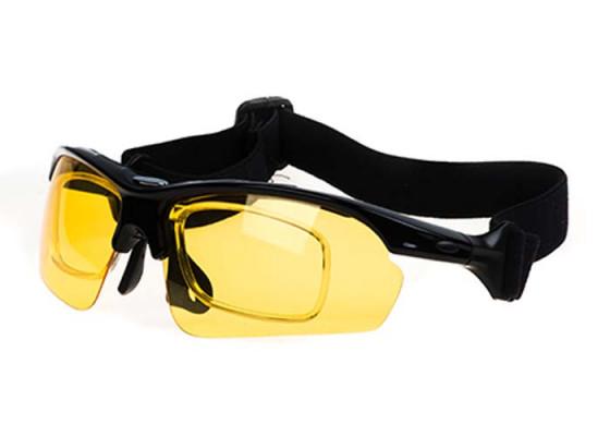 Очки для ночи AUTOENJOY PROFI S03 Y жёлтые
