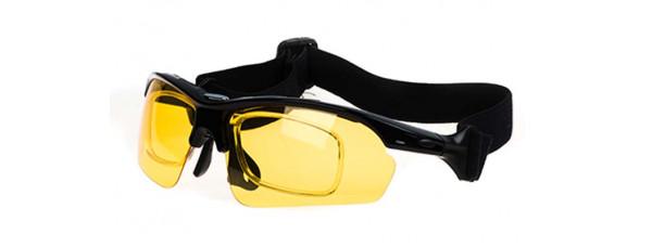 Спортивные очки AUTOENJOY PROFI S03 Y жёлтые