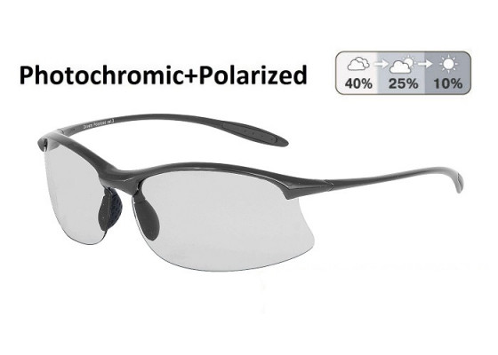 Солнцезащитные очки AUTOENJOY PROFI-PHOTOCHROMIC SF01BG Grey