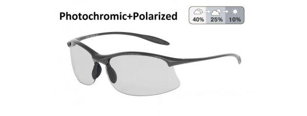 Солнцезащитные очки AUTOENJOY PROFI-PHOTOCHROMIC SF01BG Grey серые