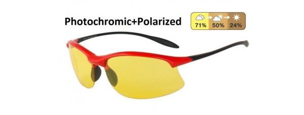Универсальные очки AUTOENJOY PROFI-PHOTOCHROMIC SF01RYBL жёлтые